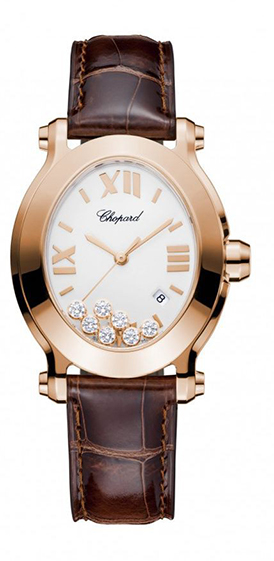 Chopard Happy Diamonds Happy Sport Oval 275350-5001