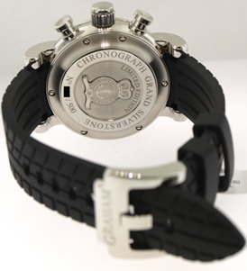 Graham 2GSIUS.B06A.K07B Grand Silverstone Woodcote II - Limited Edition of 500 Pieces