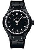 Hublot Classic Fusion Black Magic Diamonds 33 581.CM.1170.LR.1104