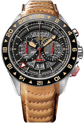 Graham Silverstone RS GMT 2STDC.B08A